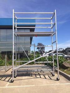 3.0m Aluminium mobile Scaffold tower Australian Standard Dandenong South Greater Dandenong Preview