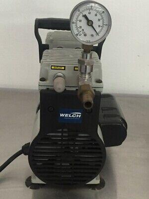 Welch 2585b-55 Vacuum Pump Lab Vacuumpressure Pump