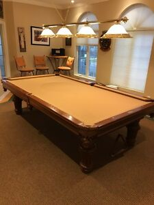 Pool Table & accessories!
