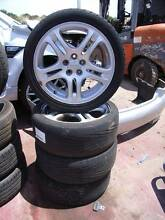 RIMS WITH TYRES $220 - $660 Bellevue Swan Area Preview