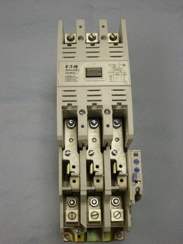 Eaton AN16KN0A FVNR OPEN NEMA-3 Starter