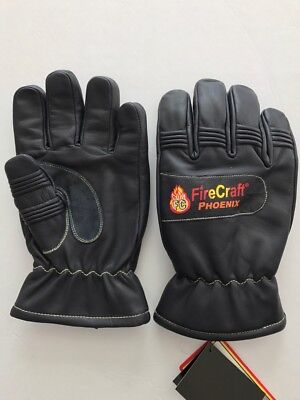 Fire Fighting Gloves Nfpa 1971 2013 Certified Cadet Size Smlxlxxl
