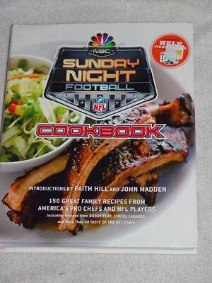 Nbc Sunday Night Football Cookbook   150 Great Family Recipes From Americas Pro