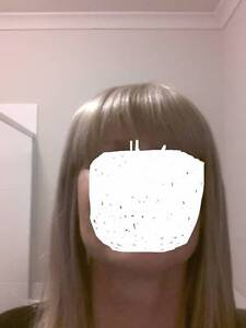 WIG for sale Blonde Blakeview Playford Area Preview