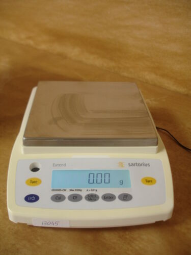 Sartorius ED2202S-CW Precision Balance Lab Scale #12045