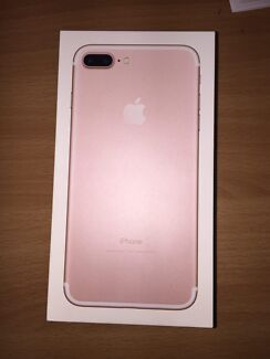 iphone 7 pluse rose gold