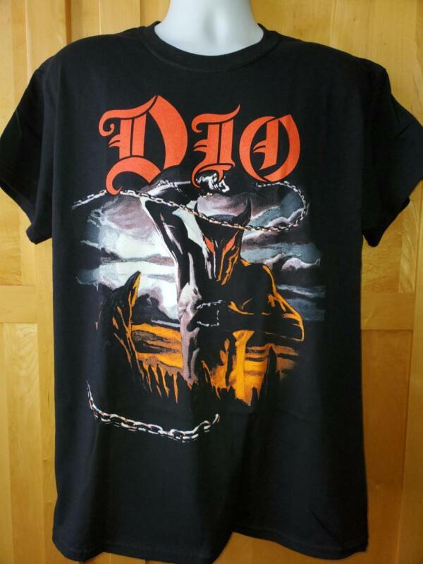 "DIO T-Shirt ""Holy Diver"" Ronnie James Dio  Official/Licensed S, M, L, XL,2XL NEW"