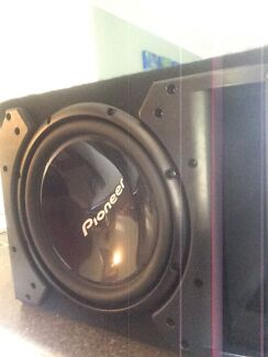 Sik Subwoofer  Gray Palmerston Area Preview