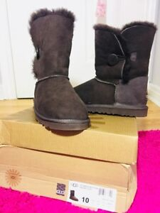 Ugg boots women  size 10