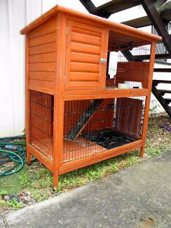 Pet cage hutch 4 star Guinea Pig or other small animal