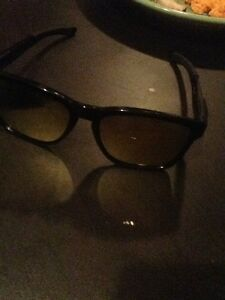 Tinted Oakley sunglasses