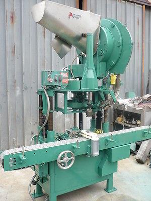 Automatic Bottle Capper New Jersey Machine