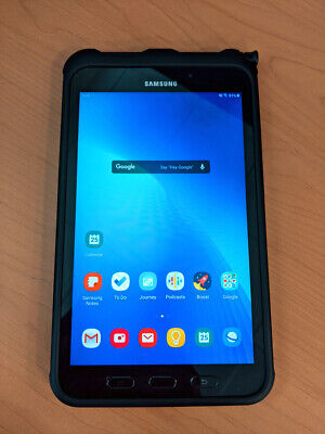 Samsung Galaxy Tab Active2 SM-T390 16GB, Wi-Fi, 8 inch - Black