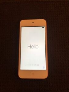 64G iPod touch