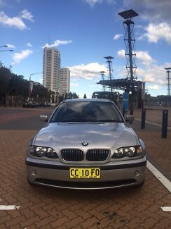BMW 318i 2004 leather interior sunroof good condition low km  Burwood Burwood Area Preview