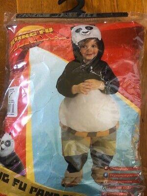 Kung Fu Panda Costume Toddler (Pre-owned Kung Fu Panda Toddler)