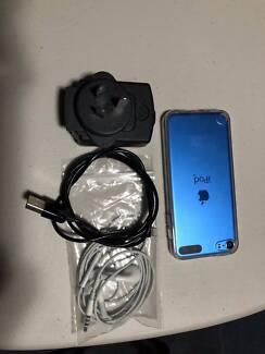 Blue - ipod 6 Gen 32 GB