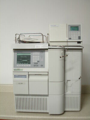 Waters 2695 Alliance Separations Module 2487 Uv Detector Hplc 14047