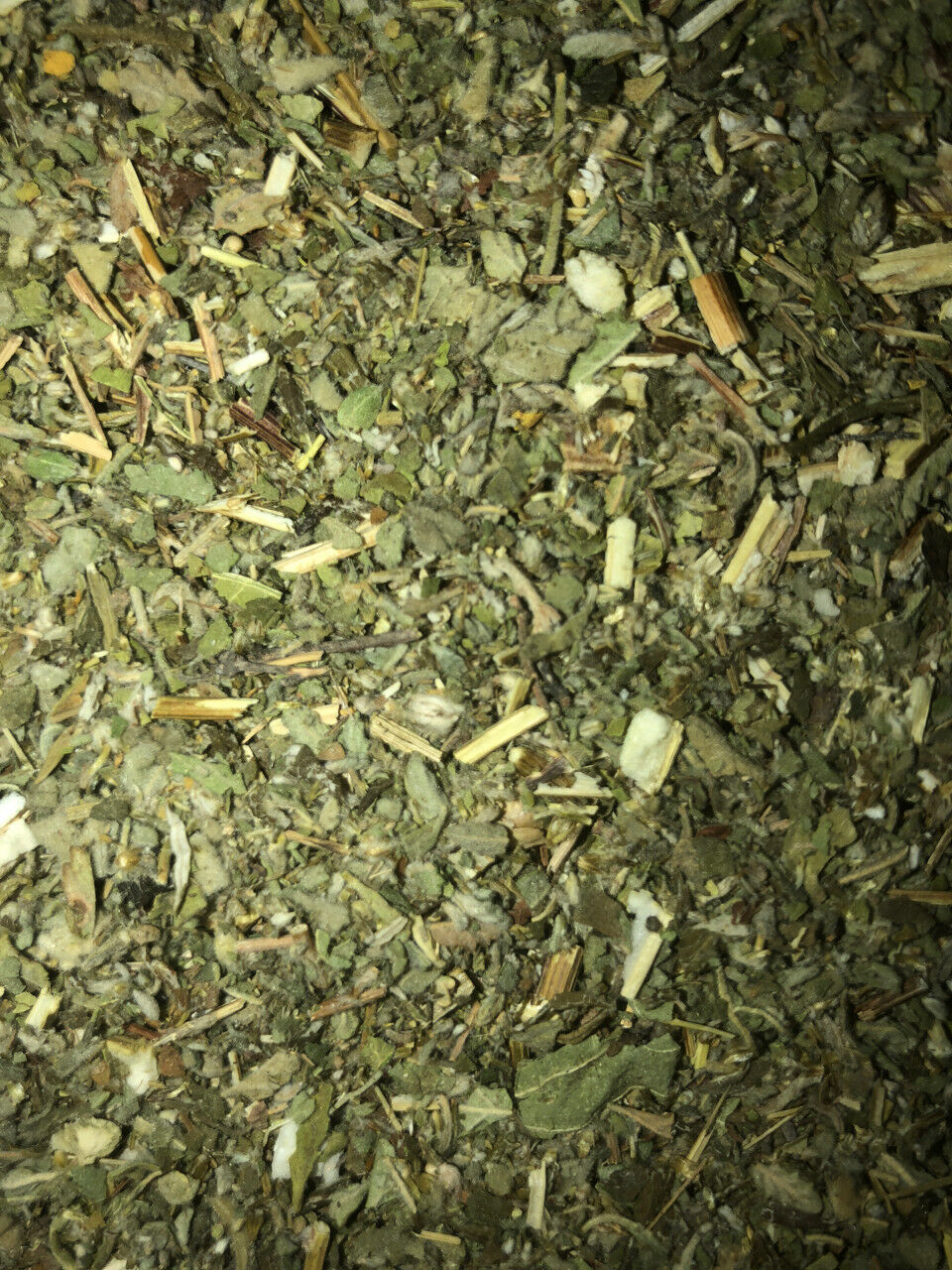 Herbal Blend Damiana Mugwort Marshmallow 1/4 Lb 100 Natural Spice Discounters - $16.95