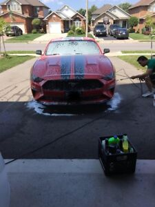 Mobile Car Detailing in your driveway!
