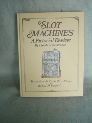 Slot Machine pictorial review  By Bueschel  printed 1976