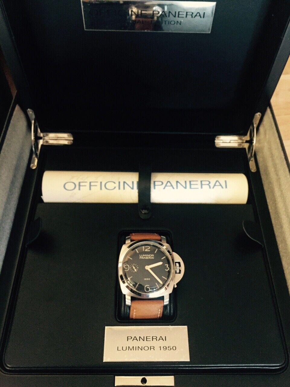 Panerai PAM 127 Special Edition - watch picture 1