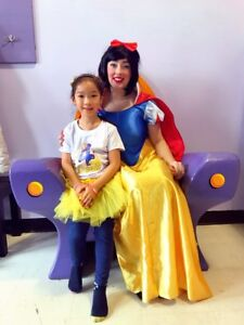 Princess parties and entertainment