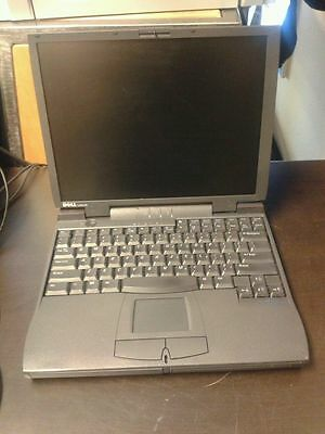 DELL LATITUDE CPI - P II 400 mhz -64MB  - CD ROM