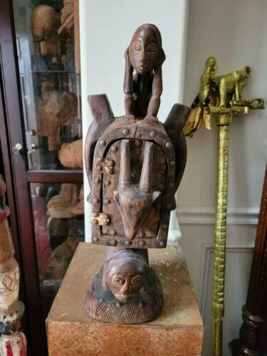 Old Dogon Ritual Vessel