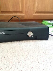Xbox 360 170gb lots of games