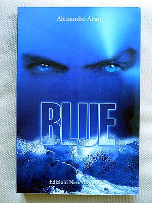 Alessandro Abate, Blue, Ed. Neva, 1999
