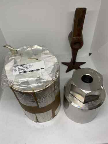 GE Turbo Parts 236A969P009 OEM Turbine Head Valve Stop Upper Nut 76351-1