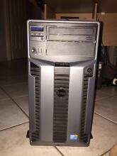 Dell Poweredge T610 Server - 2 x Xeon E5530 2.4GHz,12Gig, SAS x 6 Gaven Gold Coast City Preview