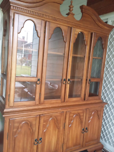 Display cabinet solid Burwood Burwood Area Preview