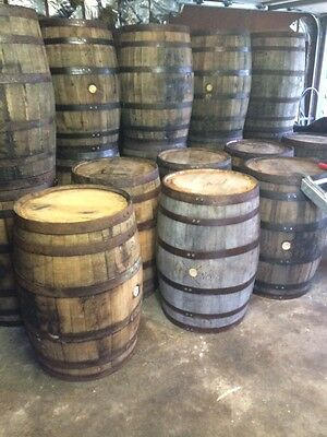 Whiskey Barrels  Wine Barrels    Bourbon   No-Shipping   Chicago-Pickup-only