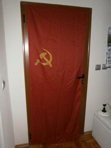 big red flag USSR  1970