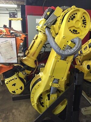 Fanuc Robot R 2000Ib 200T Track Travel Arm Only Clean Excellent Condition