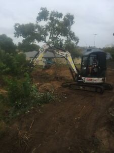 HAZARD EARTHMOVING BOBCAT & EXCAVATION SERVICE Morley Bayswater Area Preview