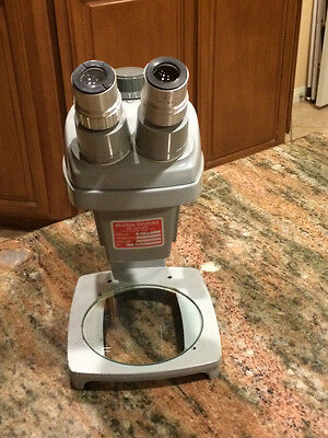Bauch And Lomb Stereozoom 4 Microscope