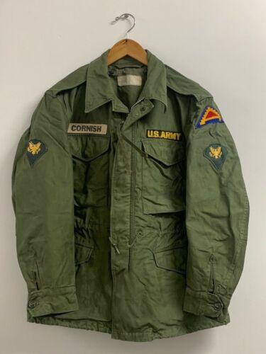 US Army M-51 Field Jacket, 1957