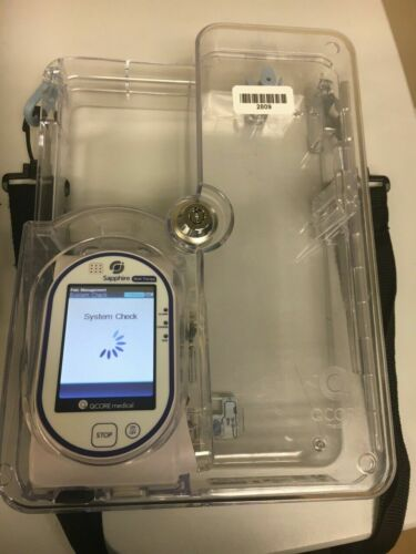 QCORE Medical Sapphire Multi-Therapy Epidural Infusion Pump Multi-Therapy #KHAY3