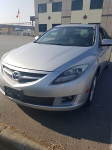 Mazda 6 mint condition like new. 2011