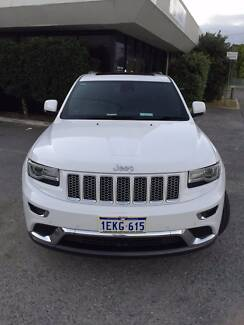 2014 Grand Cherokee Summit for Sale