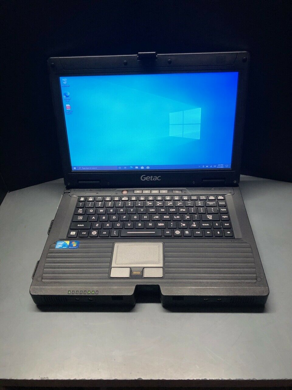GETAC S400 -- i5 2.60GHz, 128GB SSD, 8GB RAM, Backlit Keyboa