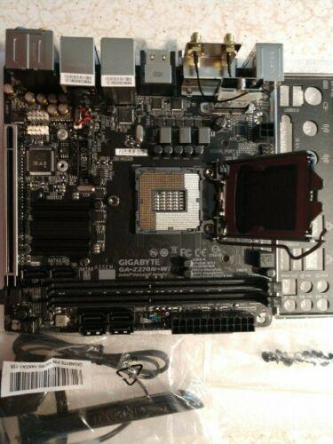 GA-Z270N-WIFI Mini Itx Motherboard (rev. 1.0)