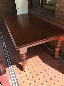 dinning table and chairs Eastwood Ryde Area Preview