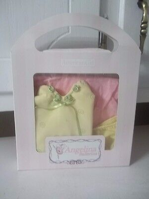 AMERICAN GIRL ANGELINA BALLERINA OUT FIT ORIGINAL BOX