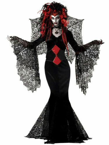 Black Widow Spider Halloween Costume