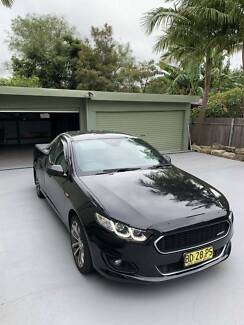 2015 XR6 FORD FALCON UTE LPG 1 OWNER Earlwood Canterbury Area Preview