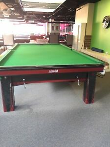 Full size competitive snooker table Melbourne CBD Melbourne City Preview